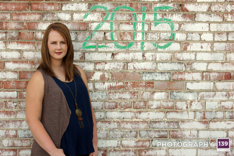 Another favorite from Kalista's Summer Senior Photo Shoot.