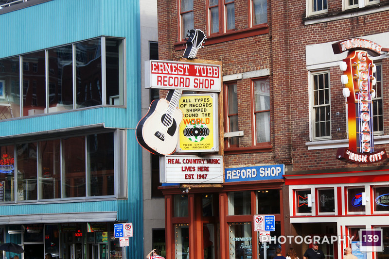 Music Row - Personal Photo Project #195
