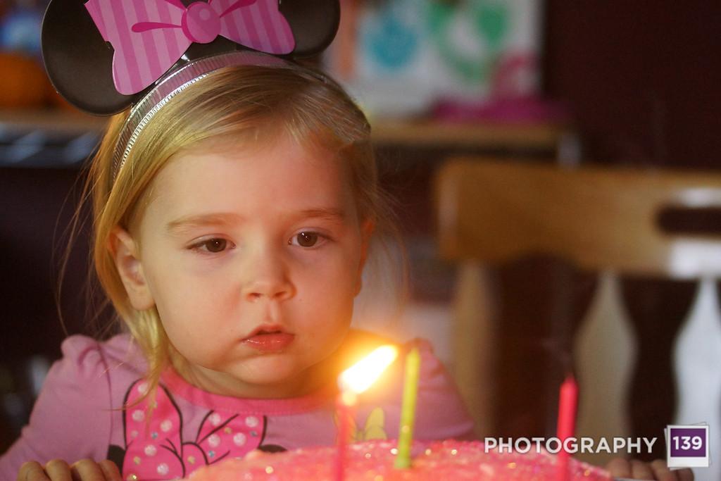 Layla Birthday Cake