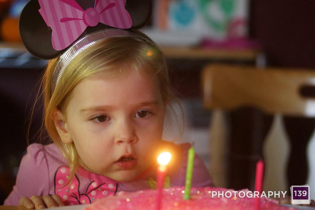 Layla's Birthday Cake