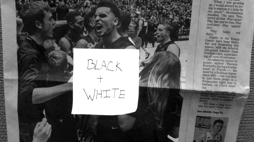 WEEK 14 - BLACK AND WHITE