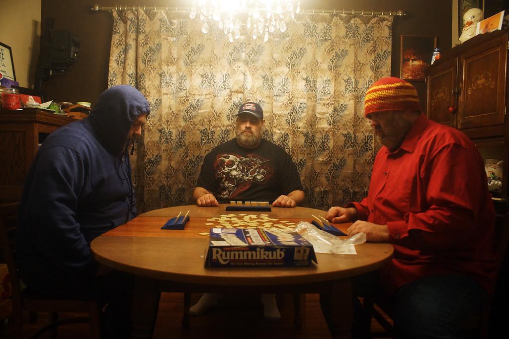 WEEK 13- GAMES - CHRISTOPHER D. BENNETT
