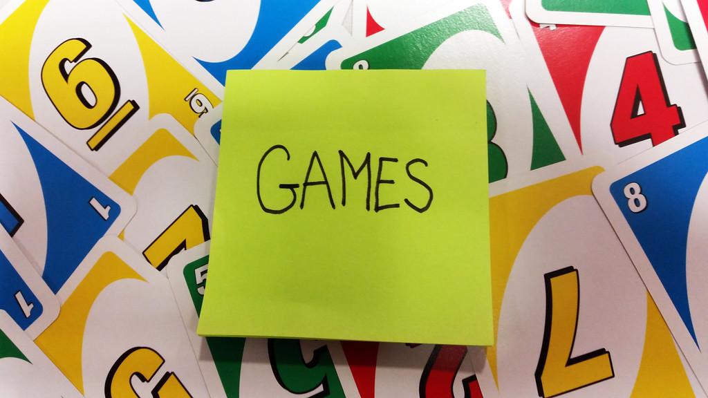 WEEK 13 - GAMES