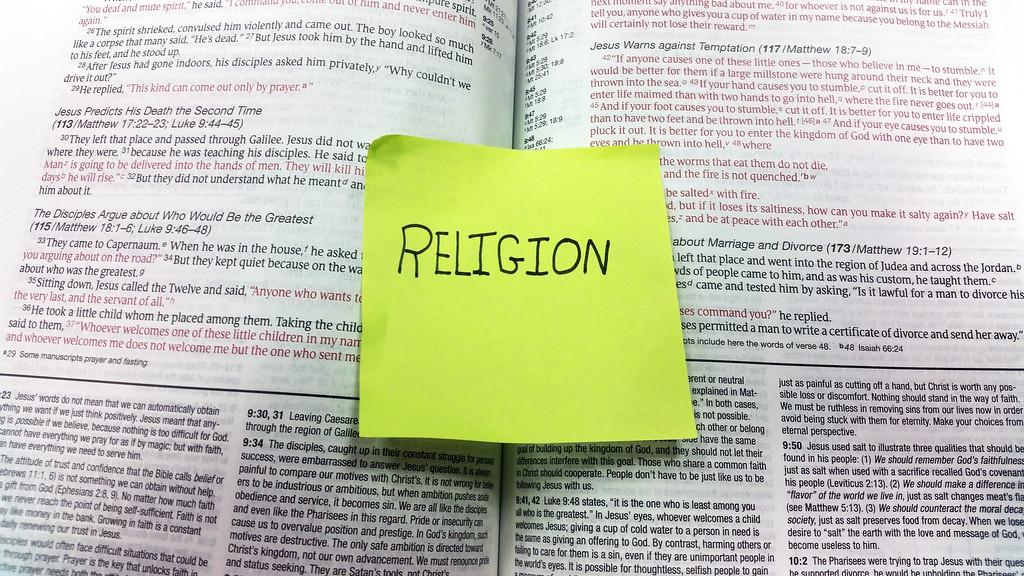 WEEK 11 - RELIGION